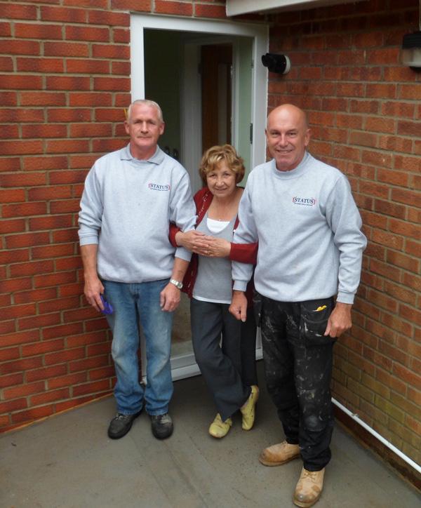 Status Builders In Neath